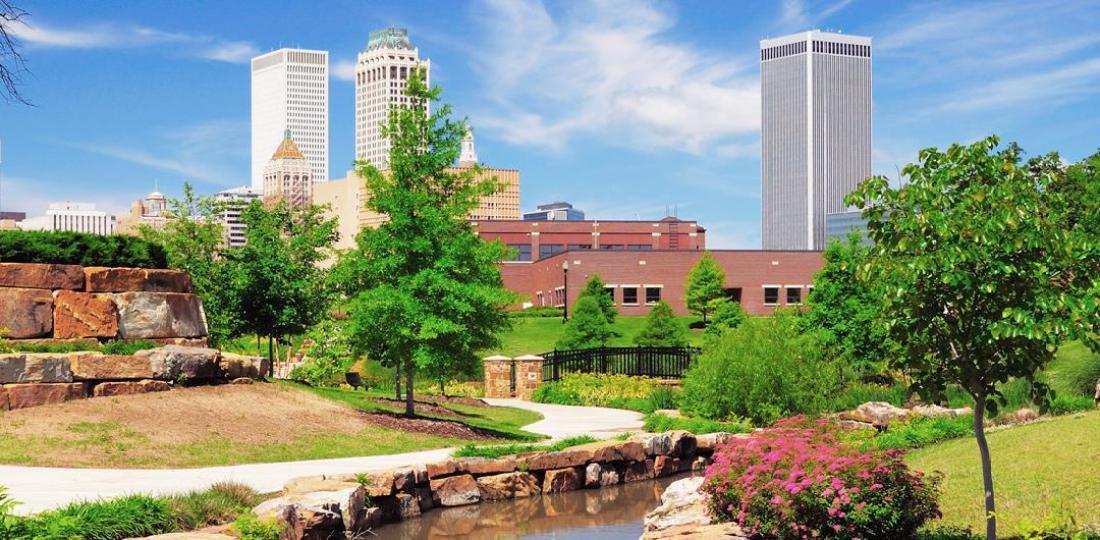 Dónde alojarse en Tulsa, Oklahoma