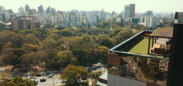 Where to stay in Porto Alegre - Moinhos de Vento
