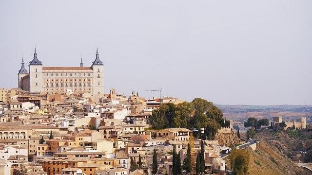 Dónde dormir en Toledo - Cerca del Alcázar