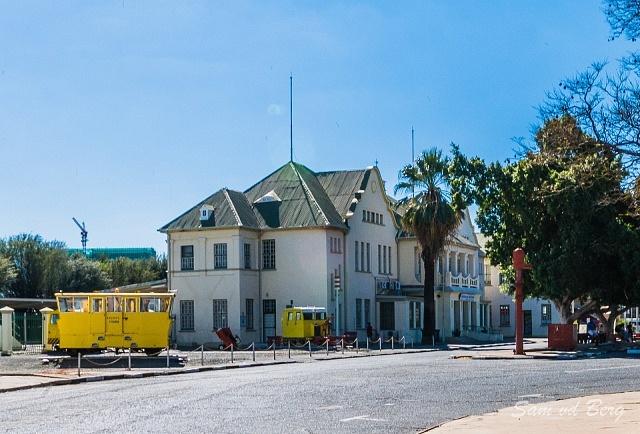 Dónde dormir en Windhoek, Namibia - Centro de la ciudad