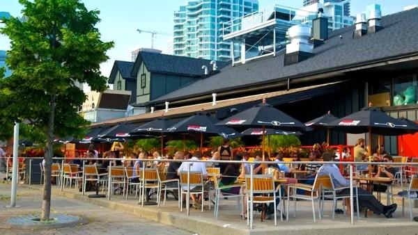 Harbourfront - Mejores zonas donde alojarse en Toronto