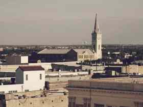 Las mejores zonas donde alojarse en Laredo, Texas