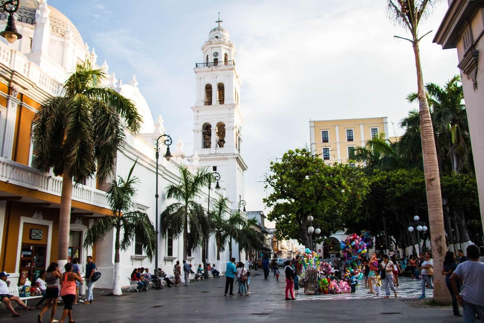 Las mejores zonas donde alojarse en Veracruz, México