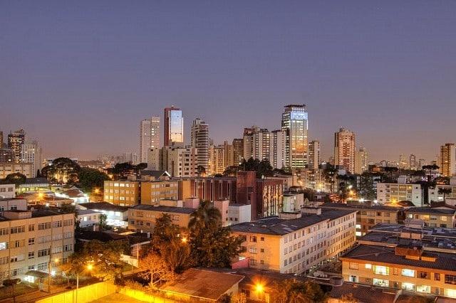 Mejores barrios donde alojarse en Curitiba - Centro