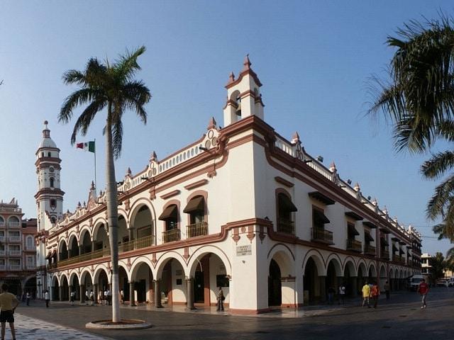 Mejores zonas donde alojarse en Veracruz, México - Centro Histórico