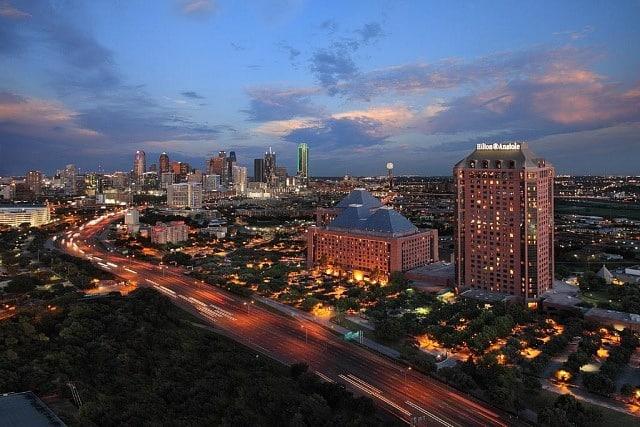 Mejores zonas donde dormir en Dallas, Texas - Market Center