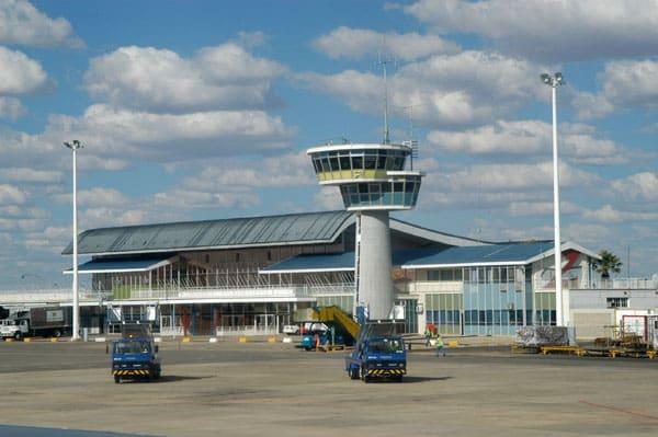 Mejores zonas donde hospedarse en Windhoek - Cerca del aeropuerto internacional