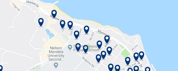 Alojamiento en Pollock Beach - Haz clic para ver todos el alojamiento disponible en esta zona