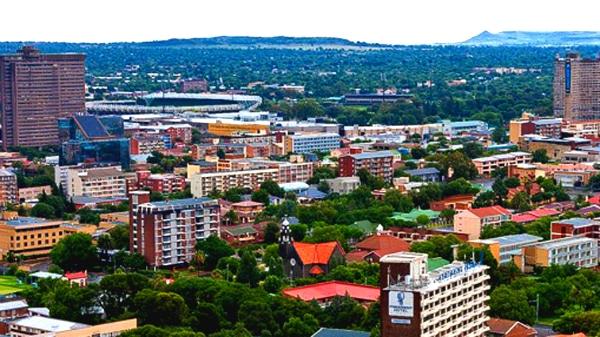 Where to stay in Bloemfontein - CBD