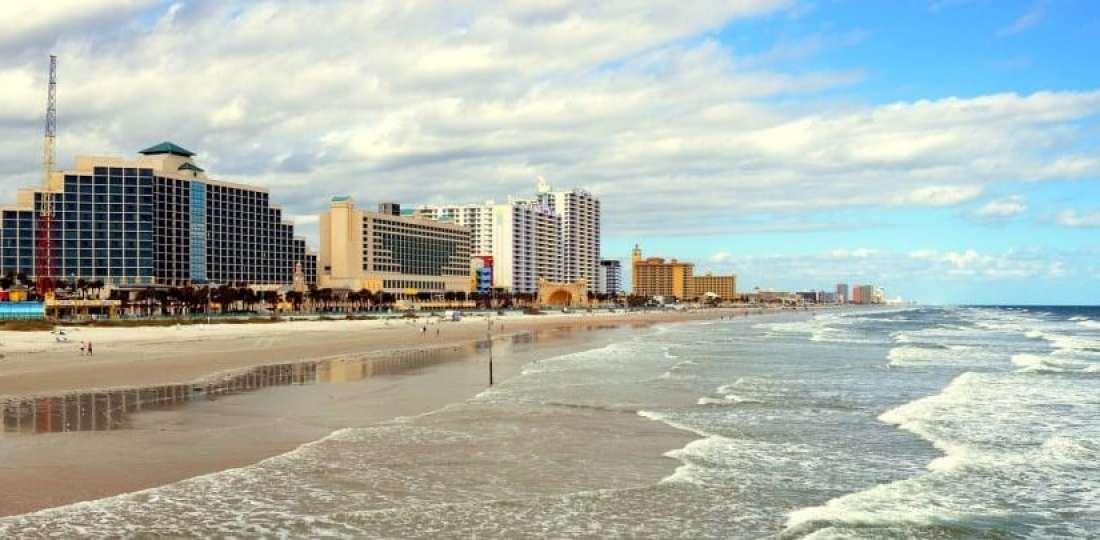 Dónde alojarse en Daytona Beach, Florida