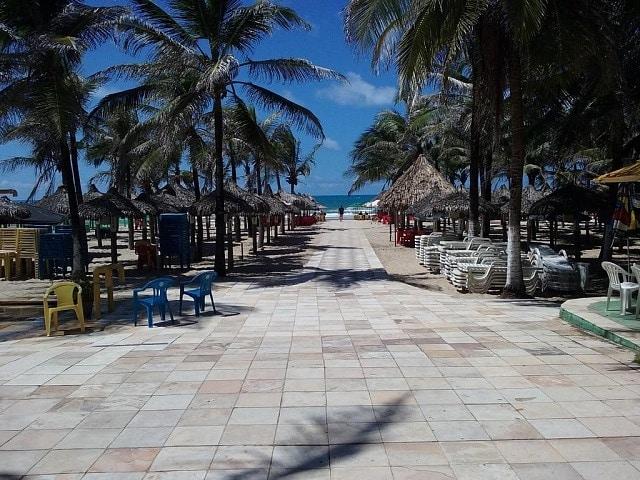 Where to stay in Fortaleza - Praia do Futuro