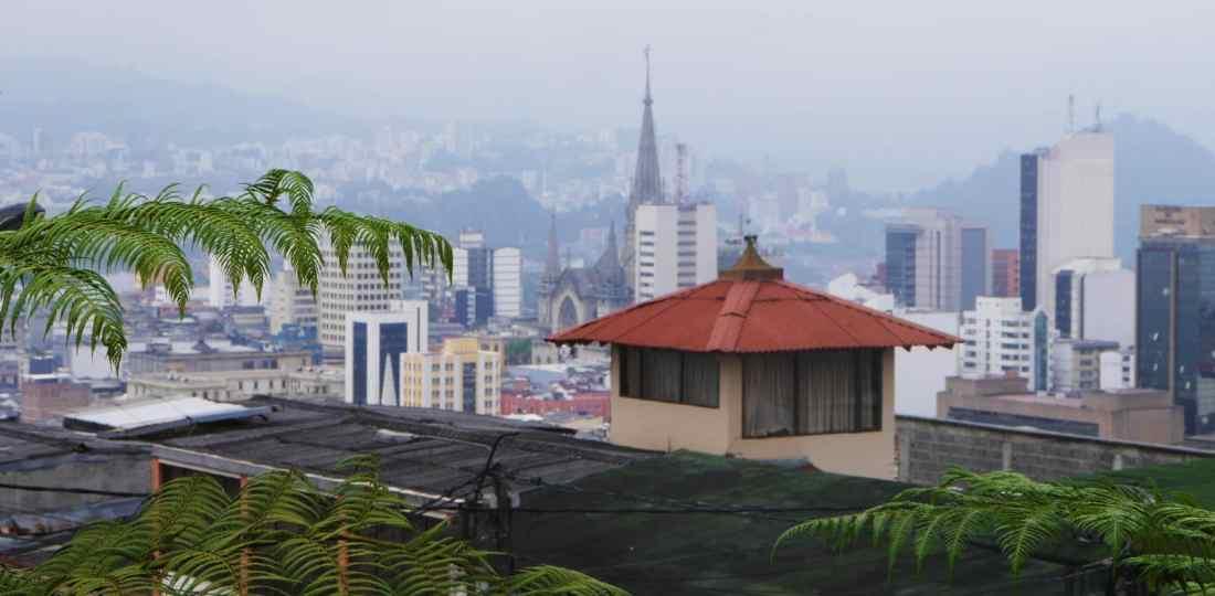 Dónde alojarse en Manizales, Colombia
