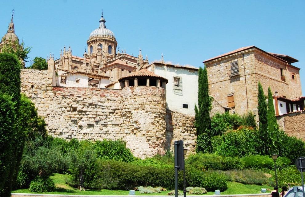 Mejores zonas donde alojarse en Salamanca, Castilla y León - Centro Histórico
