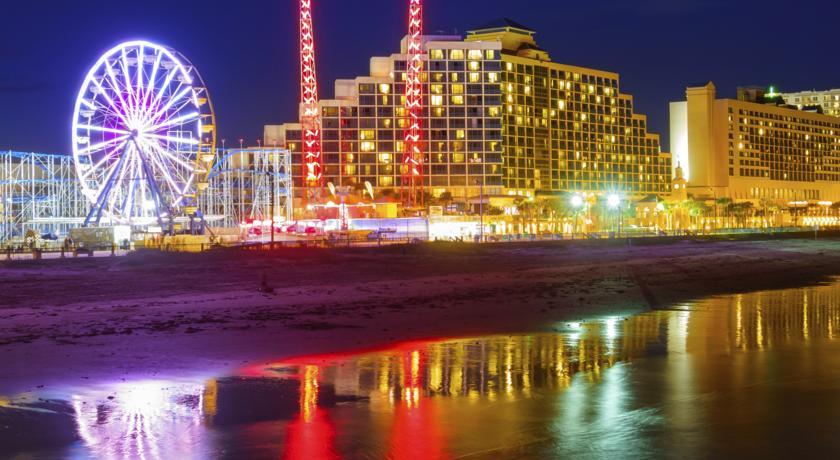 Mejores zonas donde alojarse en Daytona Beach, Florida - Daytona Beach Shores