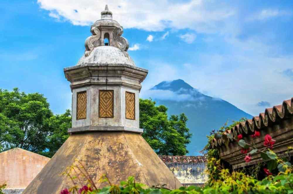 Mejores zonas donde hospedarse en Antigua Guatemala - Centro Histórico