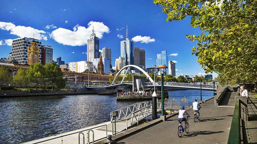 Southbank - Mejores barrios donde alojarse en Melbourne, Australia