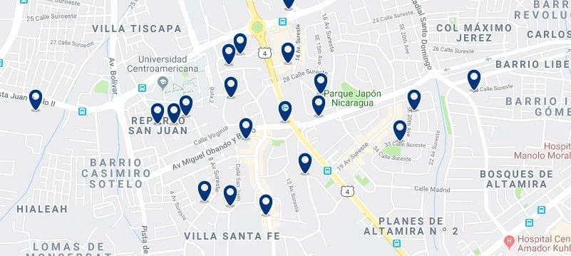 Alojamiento cerca del CC Metrocentro - Haz clic para ver todos el alojamiento disponible en esta zona