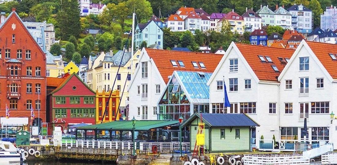 Dónde alojarse en Bergen, Noruega