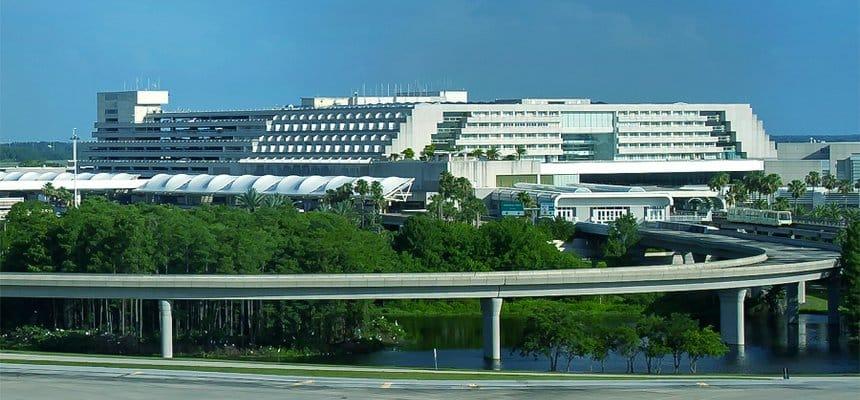 Dónde alojarse en Orlando - Cerca del Orlando International Airport