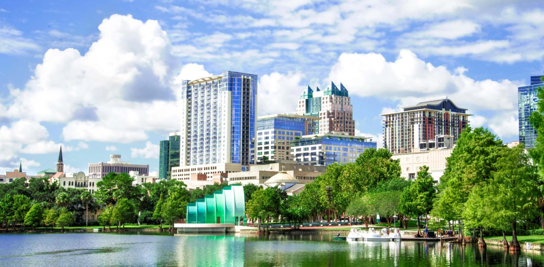 Dónde alojarse en Orlando, Florida
