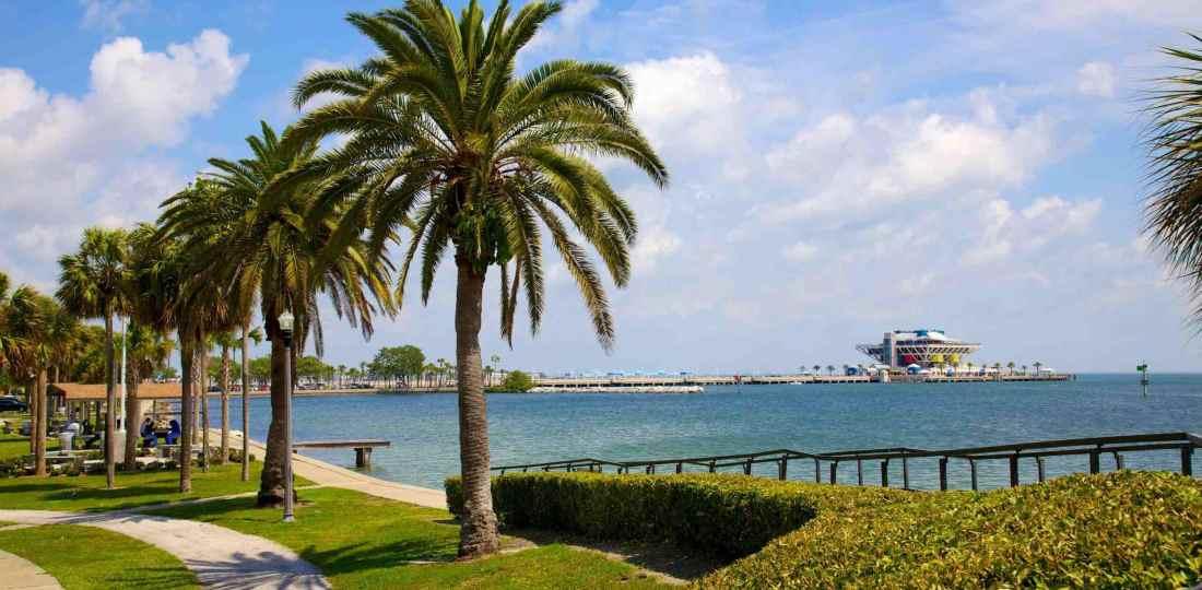 Dónde alojarse en Saint Petersburg, Florida