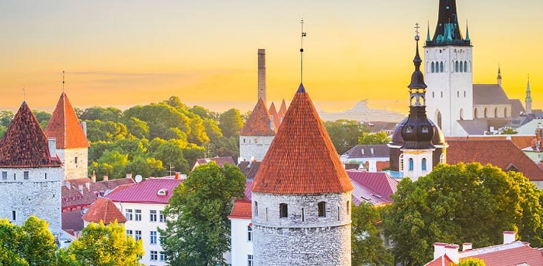 Dónde alojarse en Tallin, Estonia