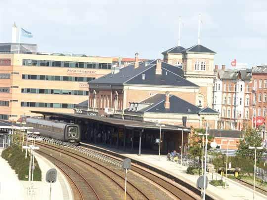 Dónde dormir en Aalborg, Dinamarca - Cerca de la estación de trenes