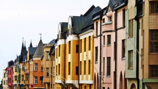 Best areas to stay in Helsinki - Ullanlinna
