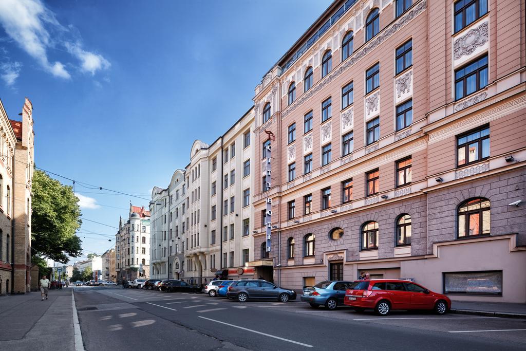 Dónde dormir en Riga - Centra Rajons
