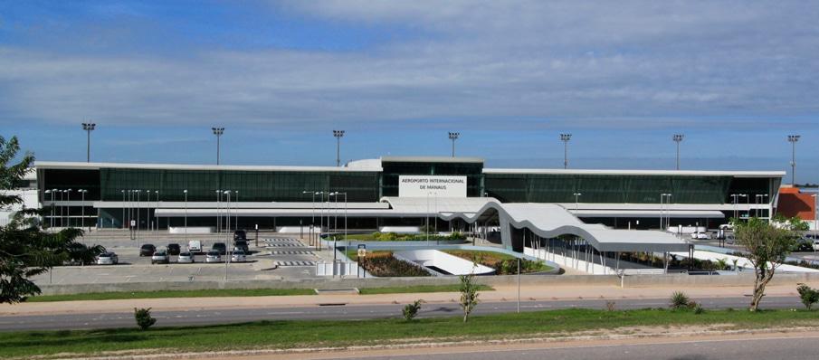 Dónde hospedarse en Manaos - Cerca del aeropuerto