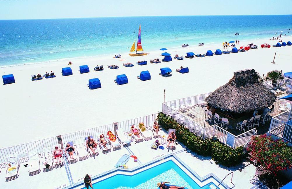 Dónde hospedarse en San Petersburgo, Florida - North Redington