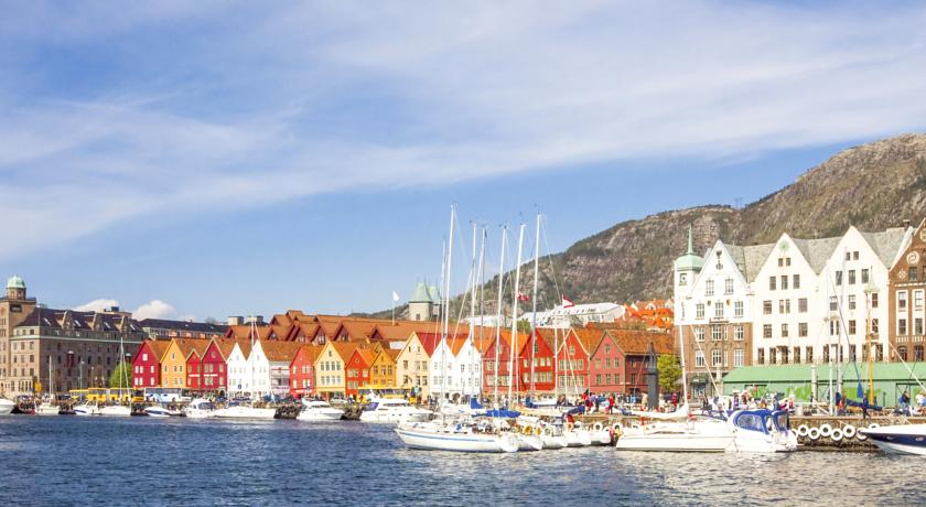 Mejor zona donde alojarse en Bergen - Centro de la ciudad