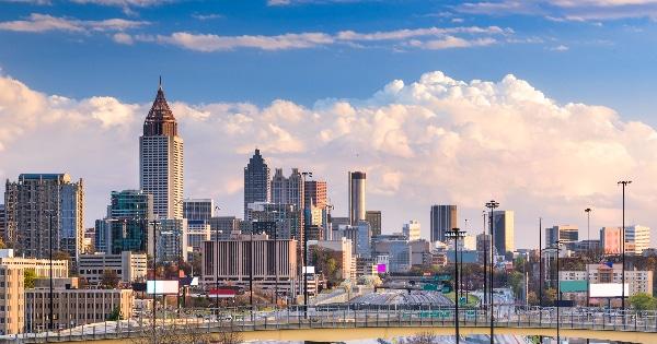 Mejores zonas donde alojarse en Atlanta - Downtown