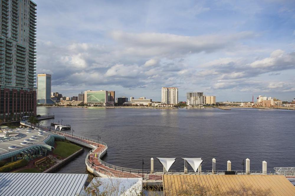 Mejores zonas donde alojarse en Jacksonville, Florida - Downtown