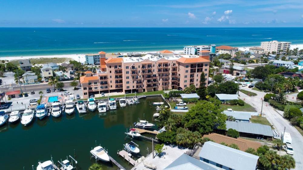 Mejores zonas donde alojarse en St Petersburg, Florida - Madeira Beach