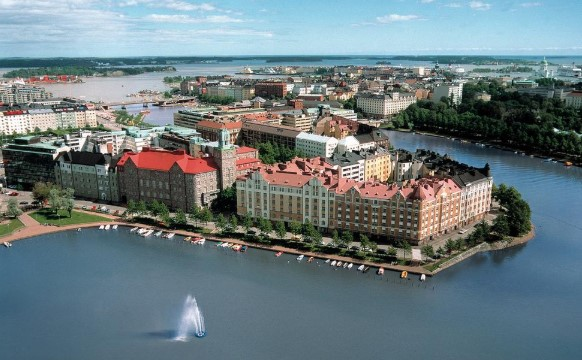 Where to stay in Helsinki - Kallio