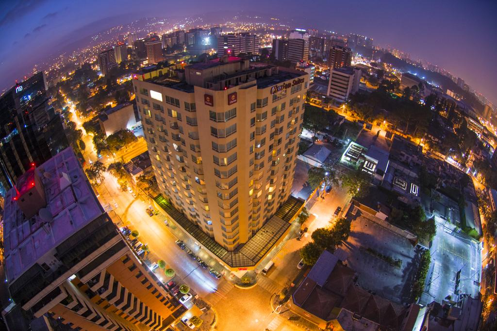 Safest area to stay in Guatemala City - Zona 10