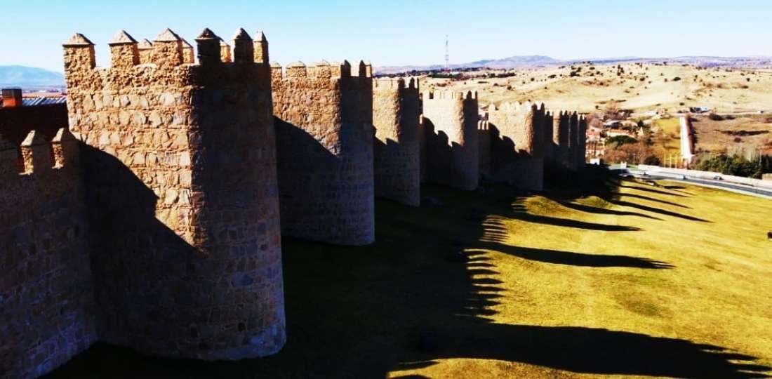 Dónde alojarse en Ávila, España