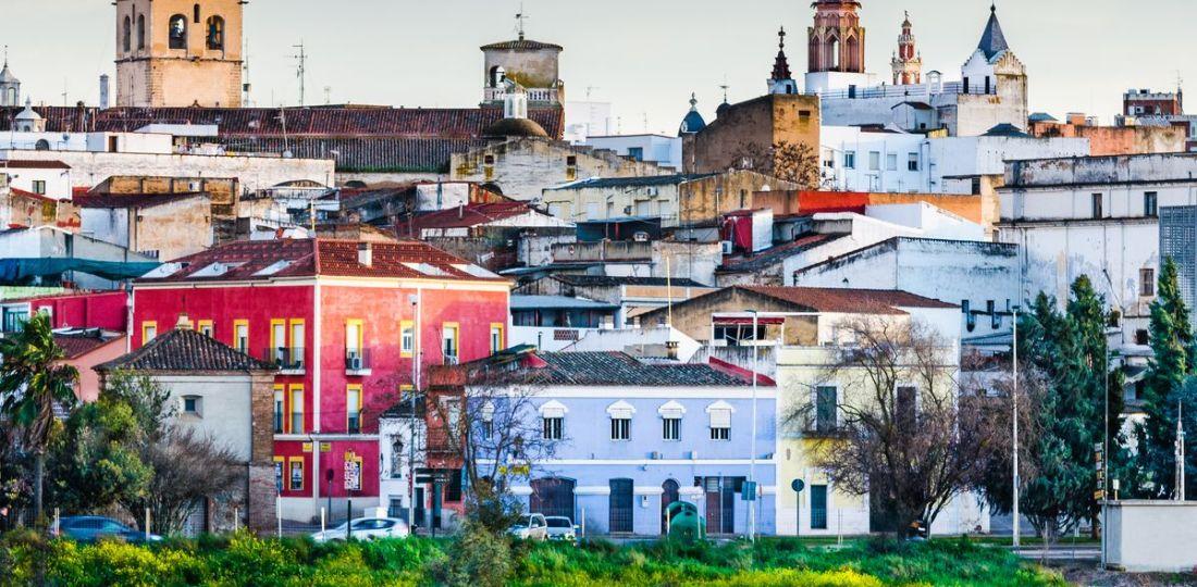 Dónde alojarse en Badajoz, España