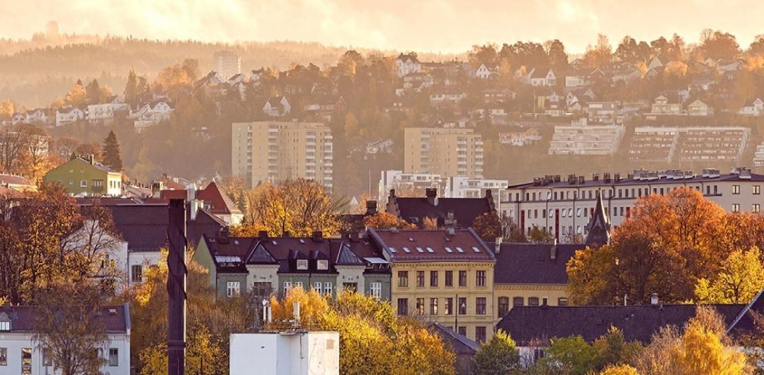 Dónde alojarse en Oslo, Noruega