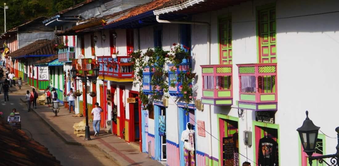 Dónde alojarse en Salento, Colombia