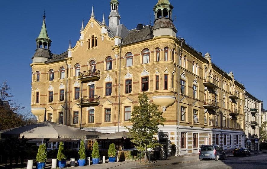 Dónde dormir en Oslo - Frogner