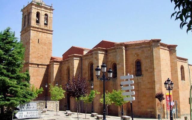 Dónde dormir en Soria, España - Centro de Soria