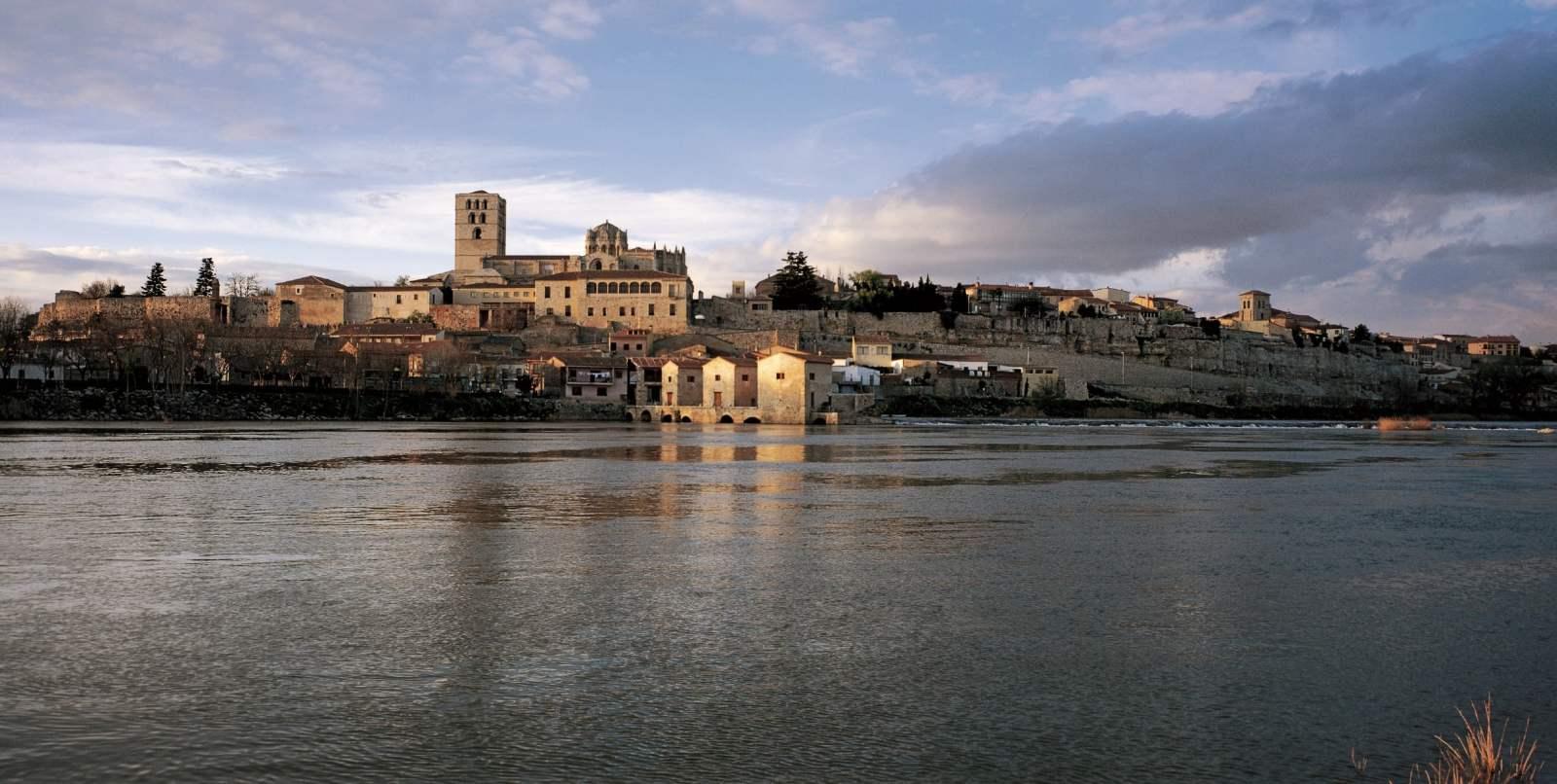 Las mejores zonas donde alojarse en Zamora, España