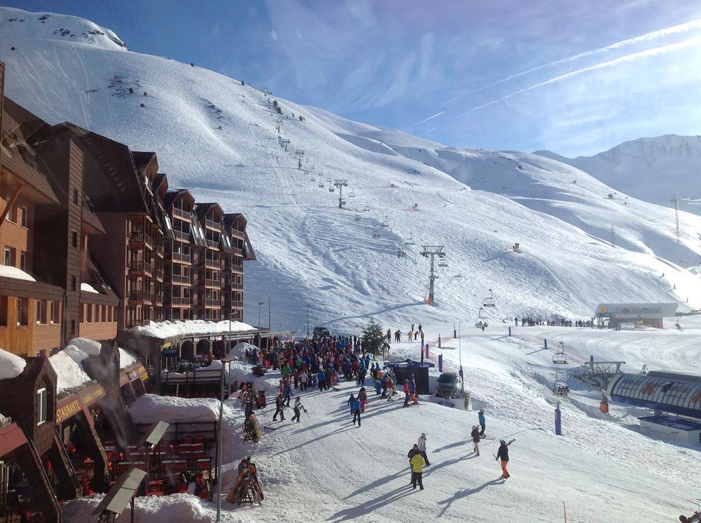 Mejores zonas de esquí cerca de Jaca - Astún