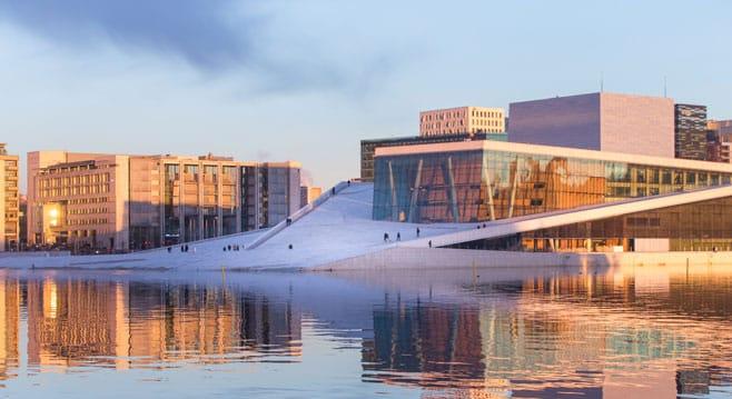 Mejores zonas donde alojarse en Oslo - Sentrum