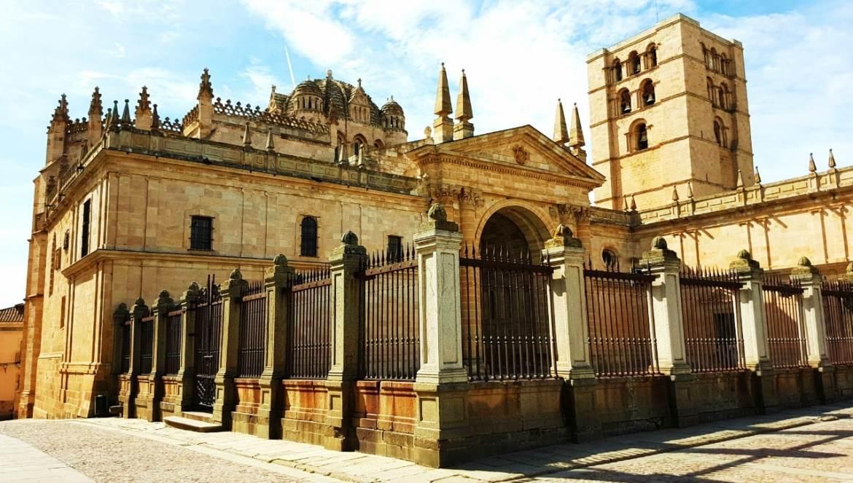 Mejores zonas donde alojarse en Zamora, España - Centro Histórico