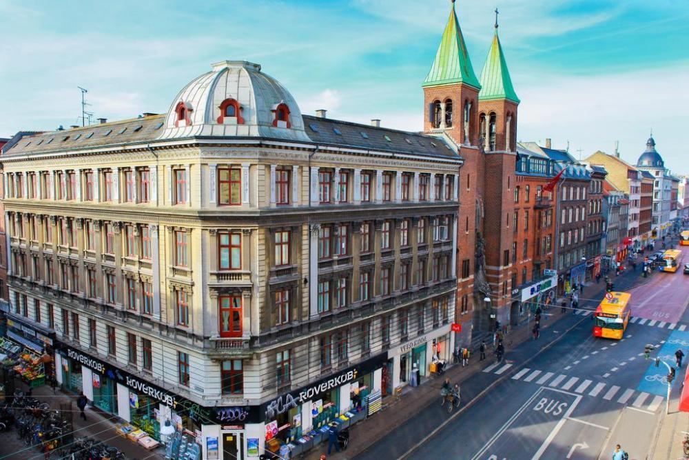 Mejores zonas donde dormir en Copenhague - Nørrebro