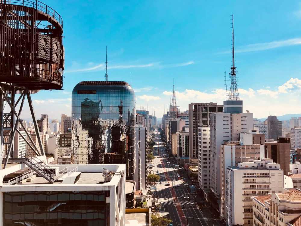 Bela Vista - Dónde alojarse en Sao Paulo