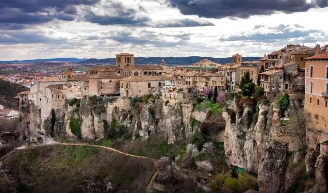 Dónde alojarse en Cuenca, España - Centro Histórico de Cuenca